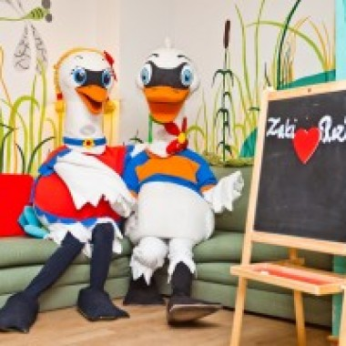 Zaki and Rozi_children's playroom_Hotel Savica_08_Animation_Foto Jost Gantar 02 15