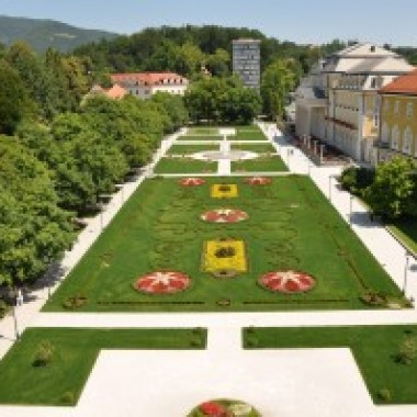 Zdraviliški-park